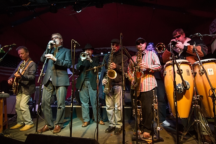 Blues Business UK with the Saavy Horn Section Nothin But the Blues