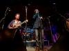 Paul Burris Guitar & Roger of Blues Business UK Performing Soulful Blues