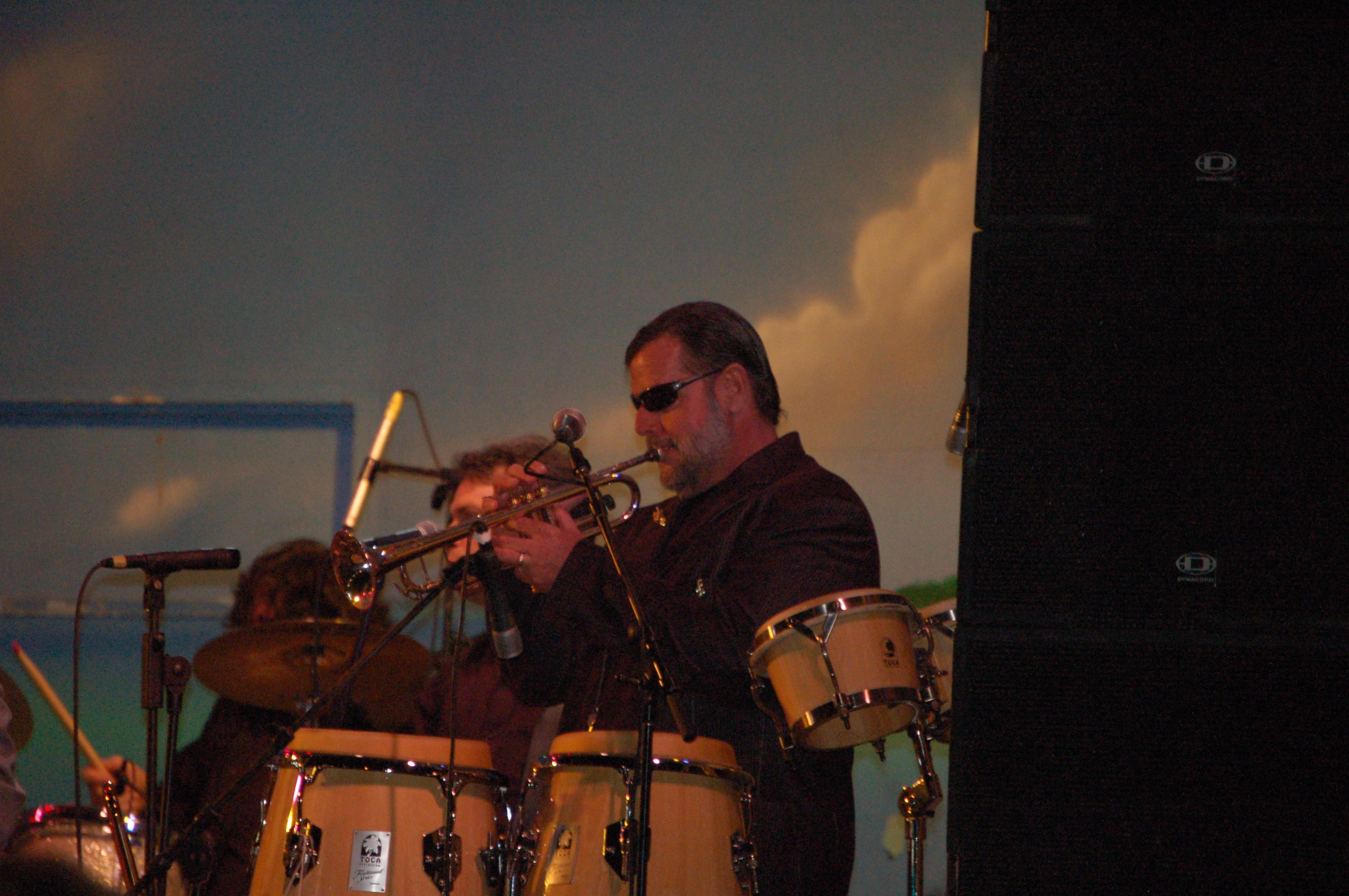 George on Trumpet