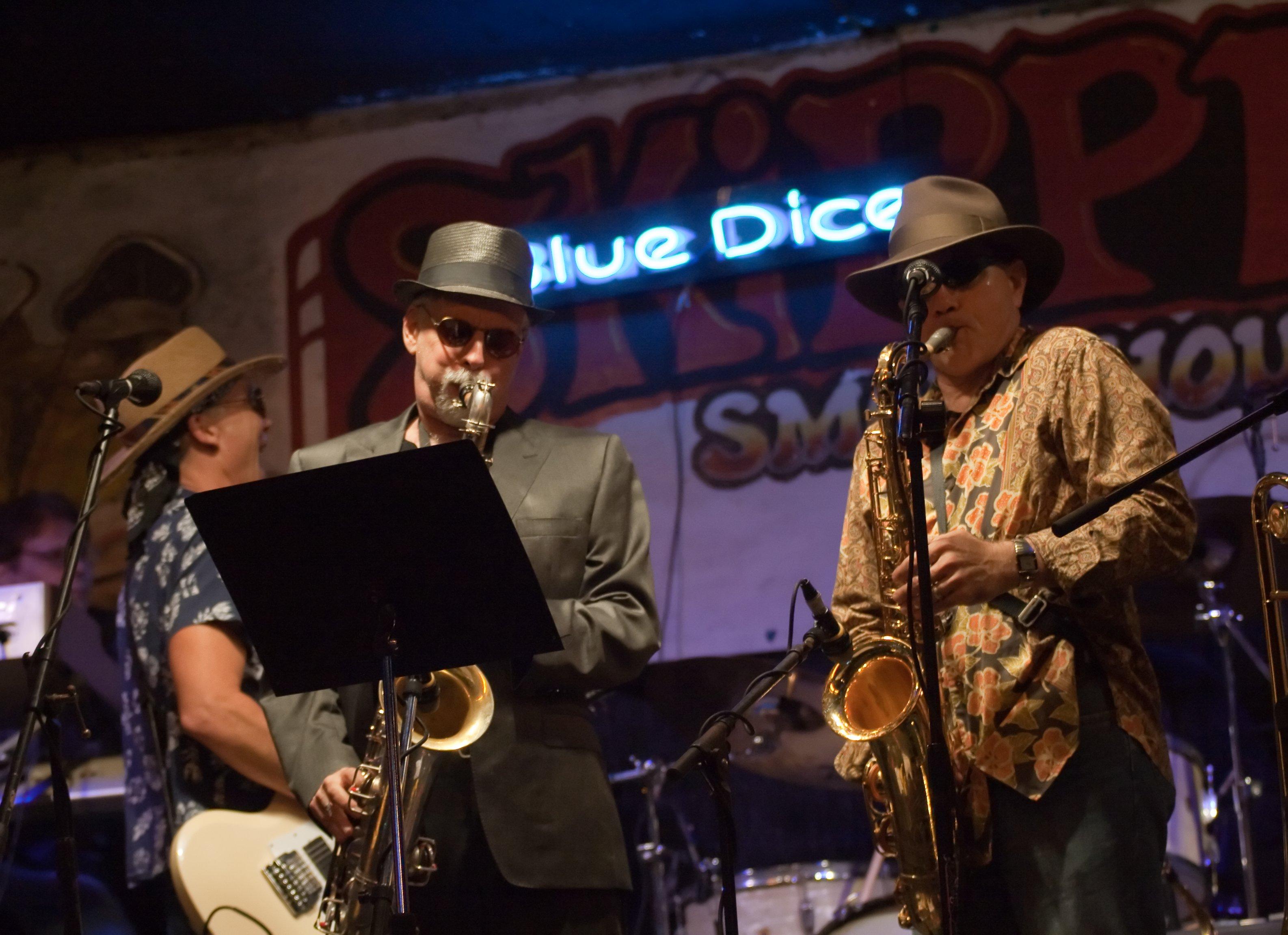 Bobby & Dale Live in Skipperdome