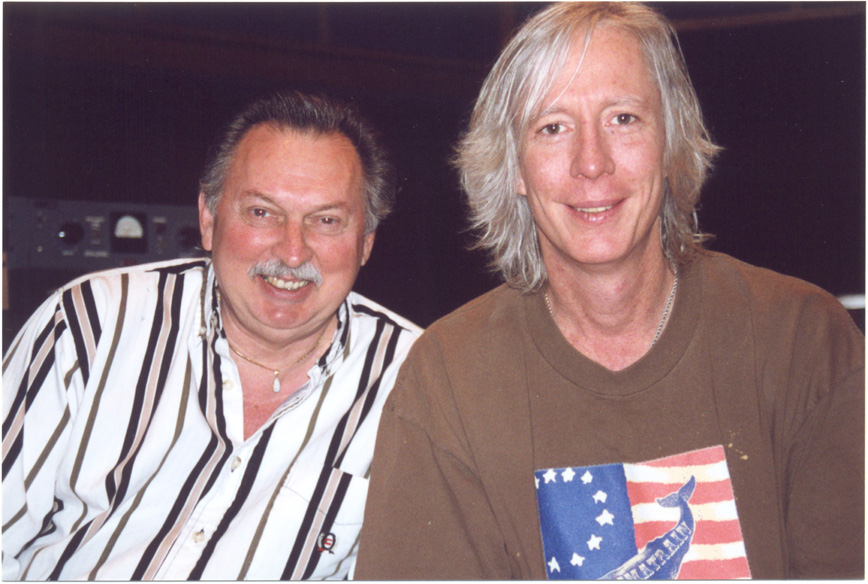 Jim Gaines & John Hampton