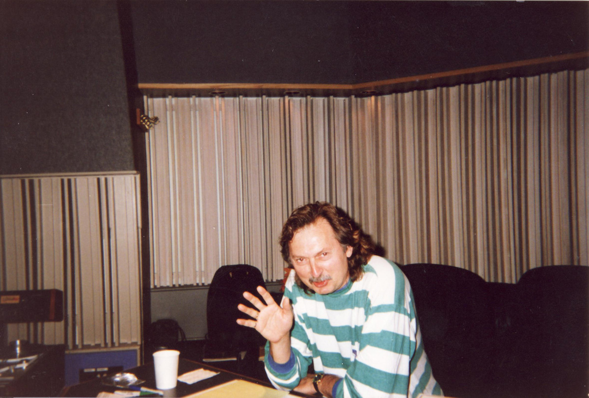 Producer Jim Gaines Ardent Records Memphis