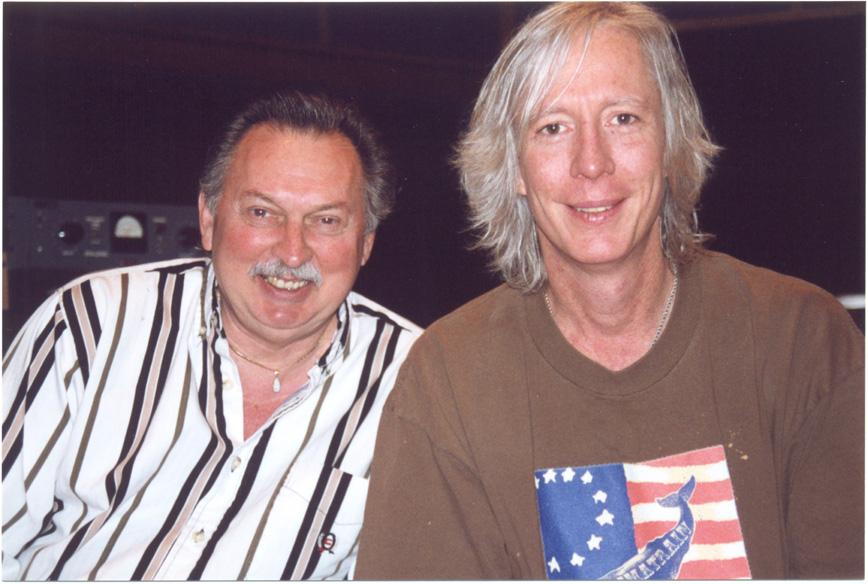 Jim Gaines & John Hampton